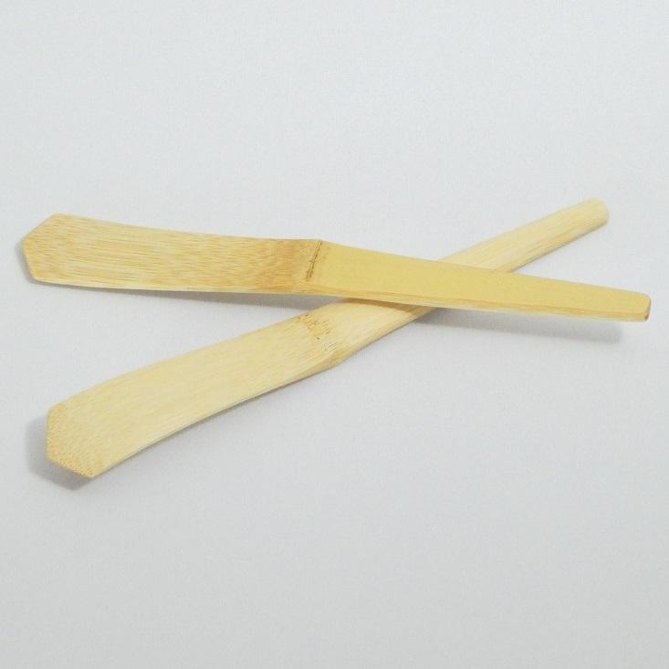 節つきバターナイフ
